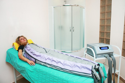 Прессотерапия в Центре «Динос»