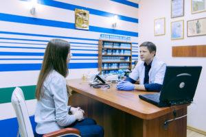"""В медцентре """"Динос"""" при лечении гепатита С мы используем методику, признаную """"золотым стандартом"""" медицины."""