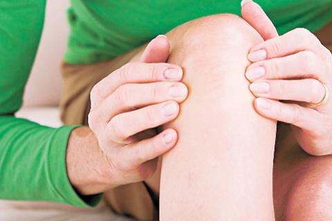 Артроз коленного сустава лечение (Киев, ДИНОС)