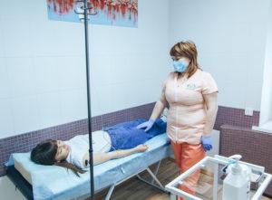 """Озонотерапия это - одна из основных методик лечения в центре """"Динос"""""""