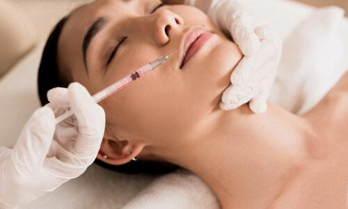 Плазмотерапия для омоложения кожи. Центр эстетической и лечебной медицины Динос (Киев)