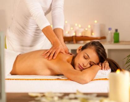 SPA-терапия, обертывание