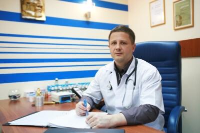 Северинов Сергей Александрович