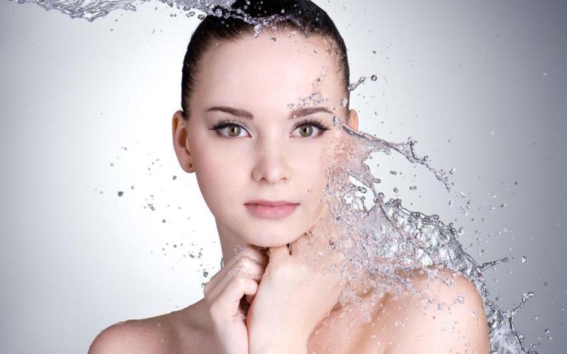 Процедура с озоном на лице