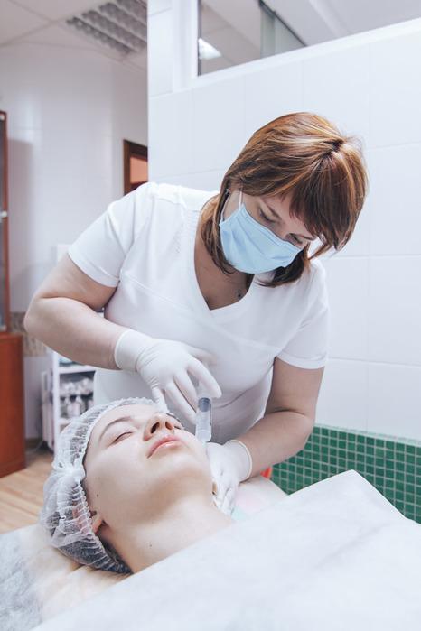Применение уникальной методики для повышения иммунитета вашей кожи