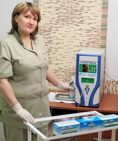 Лечебно-диагностическое направление работы Центра «Динос»