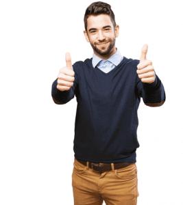 Гарантия результата LPG массажа для мужчин