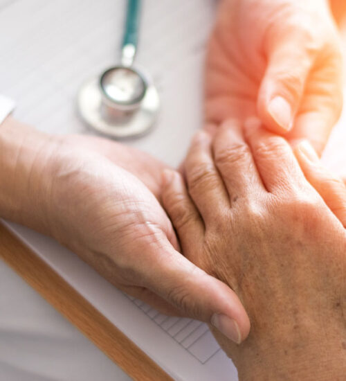 Лечение артроза суставов (Медцентр Киев)