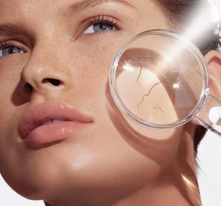 Омоложение и очищение кожи в ДИНОС. Пилинг PRX-T33